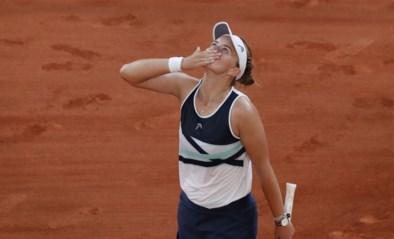 Opnieuw een nieuwe Grand Slam-winnares bij vrouwen: Tsjechische Barbora Krejcikova wint finale Roland Garros