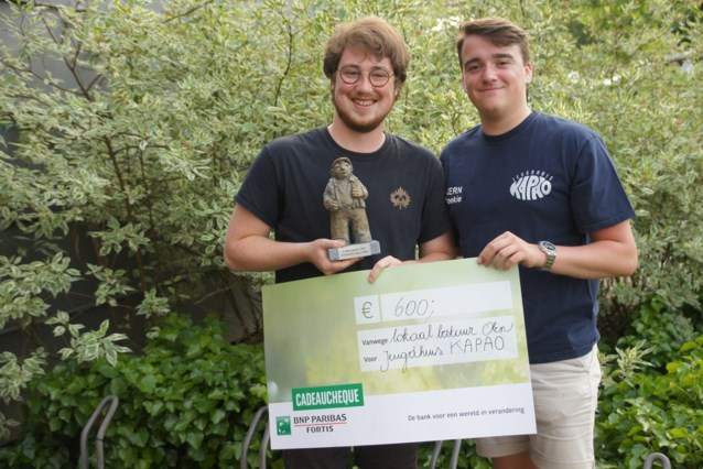 Jeugdhuis Kapao en Riet Smits winnaars Olense cultuurprijzen