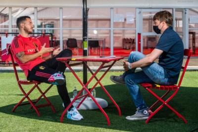 """EXCLUSIEF. Eden Hazard: """"Ik wil tonen dat ik gemaakt ben voor Real"""""""