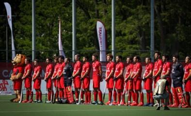 """Selectie Red Lions wordt teruggebracht tot 16 voor Tokio: """"Triest maar hoort bij sport"""""""