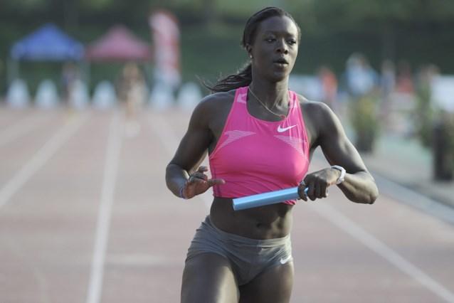 Anne Zagré standt op zes honderdsten van olympische limiet, persoonlijk record voor Vervaet