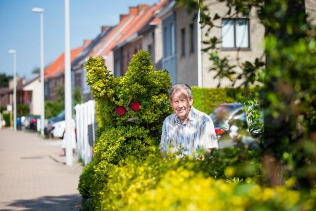 'Het monstertje' van Noël (78) is leukste voortuintje van Vlaanderen