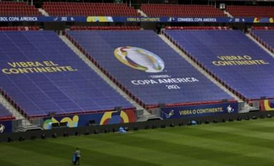 Twaalf leden van Venezuela testen aan vooravond van Copa America positief op COVID-19
