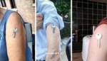 """Eindelijk verklaring voor voorwerpen die aan arm van gevaccineerden blijven kleven: """"Geen fake news"""""""