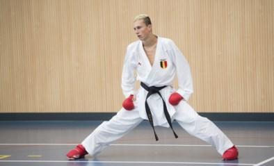 Einde van olympische droom voor karateka's Quentin Mahauden en Nele De Vos