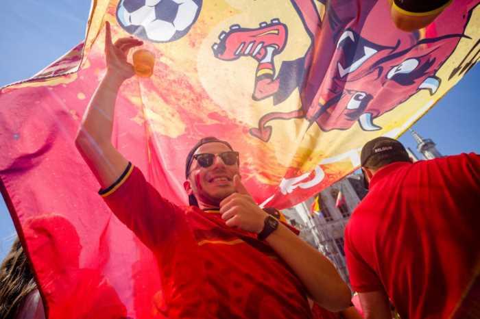 LIVE. Rode Duivels trappen straks hun EK op gang tegen Rusland, volg hier de aanloop