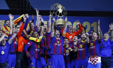 FC Barcelona wint tiende Champions League handbal