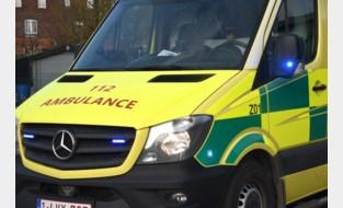 Twee ongevallen in Hasselt
