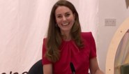 Kate Middleton reageert tikje ongemakkelijk op vraag over Lilibet