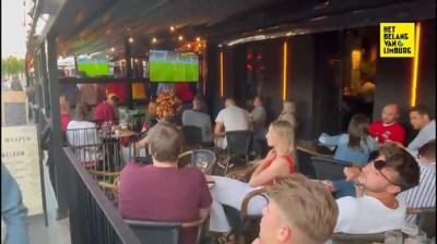 Ondanks eerste overwinning Rode Duivels geen groot voetbalfeest in Hasselt