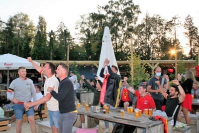 Lukaku en co zetten Lokerse zomerbar in vuur en vlam