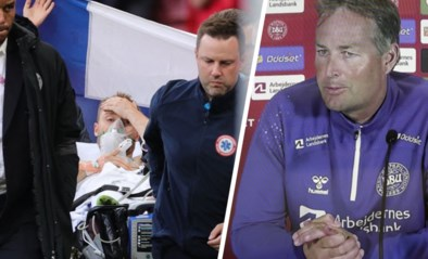 """Deense bondscoach na verlossend gesprek: """"Eriksen vroeg spelers om hun beste beentje voor te zetten tegen België"""""""