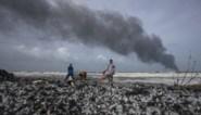 Sri Lanka eist 40 miljoen dollar schadevergoeding voor uitgebrand vrachtschip