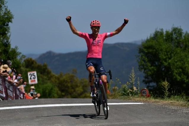 Cort Nielsen wint slotetappe in Route d'Occitanie, eindwinst voor Pedrero