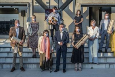 Vaste looplijnen en op de foto met mondmasker, maar toch was het genieten tijdens uitreiking van Roeselare Awards