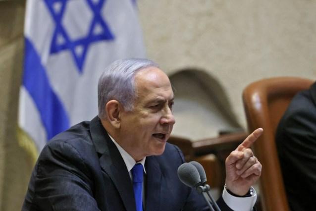 Premier Netanyahu overtuigd van terugkeer aan de macht