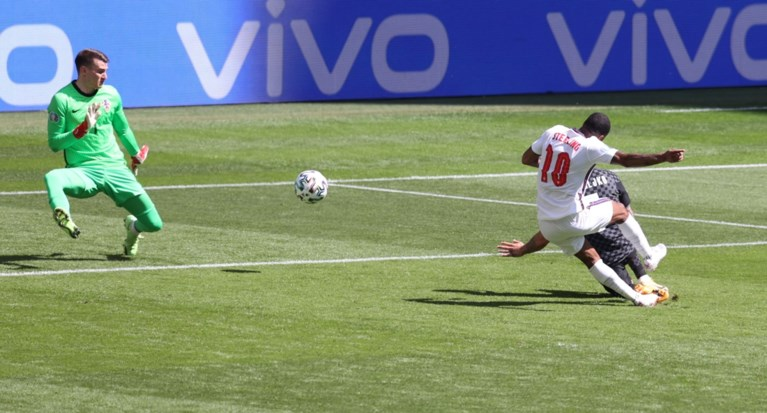 De kop is eraf voor sterk Engeland: Three Lions kloppen vicewereldkampioen Kroatië