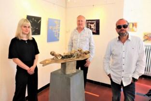 Eva Luna, Hebberecht en Wocsy slaan handen in elkaar voor unieke expo