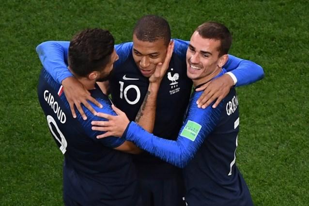 Frankrijk kan dinsdag tegen Duitsland rekenen op Benzema en Griezmann