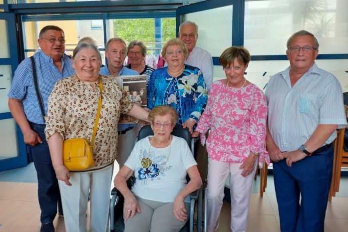 Honderdjarige Suzanne gevierd in Aqua Vitae