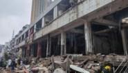 Minstens 12 doden bij enorme gasexplosie in centrum van Chinese stad