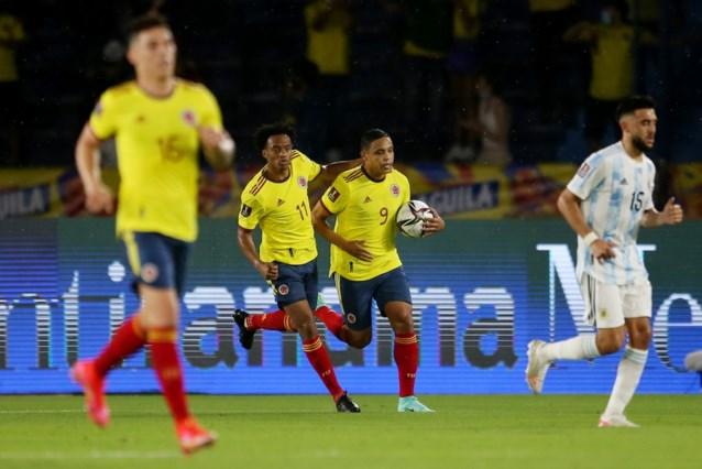 Twee leden van Colombiaanse delegatie op Copa America testen positief op corona