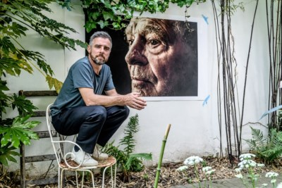 """Na dood van vrouw en zwaar ongeluk trok Herman zich terug in zijn huis en tuin: """"Mijn vader is geïmplodeerd"""""""