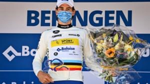 Cedric Beullens wint prijs voor strijdlust in Baloise Belgium Tour