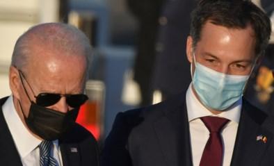 Air Force One is geland: Amerikaanse president Joe Biden aangekomen in België