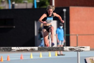 Eline Dalemans pakt derde titel op rij