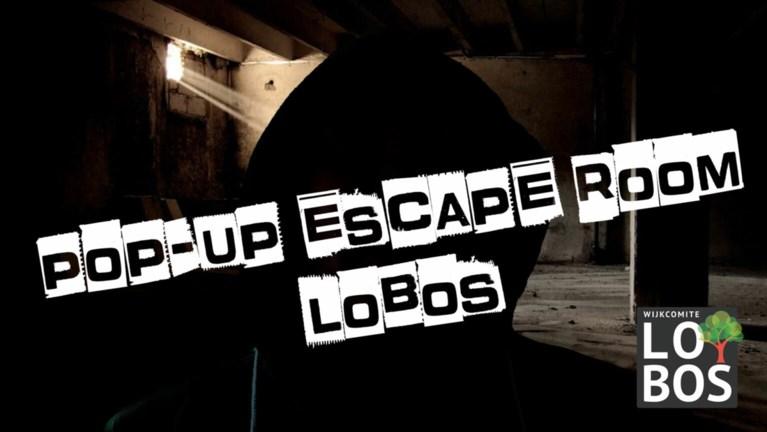 Ontsnap eens uit Lobos: wijkcomité heeft zijn eigen pop-up escaperoom