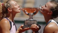 Krejcikova wint na enkel- ook dubbeltoernooi op Roland Garros