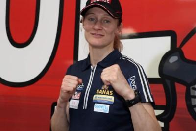 """Delfine Persoon bereidt zich voor op Eernegem: """"Ik wil nog eens voor een grote wereldtitel boksen"""""""