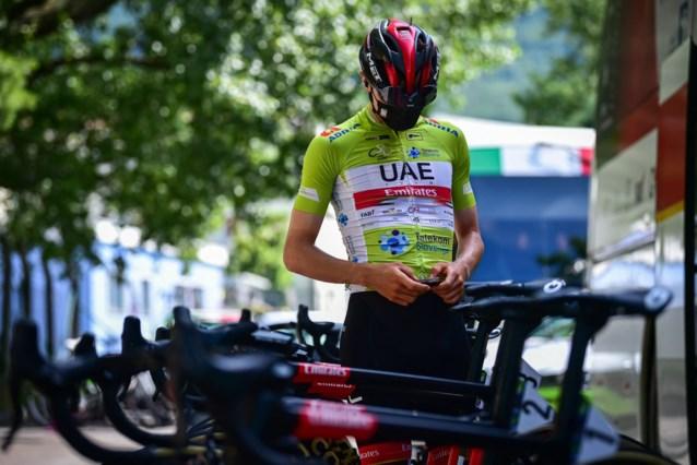 Tadej Pogacar pakt eerste eindzege in Ronde van Slovenië, tweede ritzege voor Phil Bauhaus