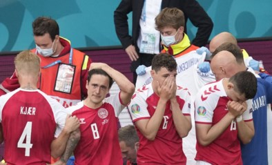 """Deense teamarts doet relaas van EK-drama Christian Eriksen: """"Plots was zijn polsslag weg"""""""