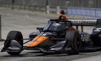 Pato O'Ward wint tweede race in Detroit