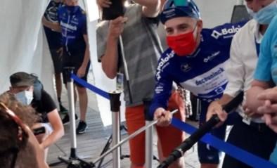 """Remco Evenepoel dolt met Cavendish na eindzege, stage na BK's wellicht niet op hoogte: """"Dat heeft nu weinig voordeel"""""""
