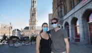 """Gedaan met mondmaskerplicht in hartje Brugge: """"Cijfers gaan goede kant uit"""""""