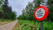 Leger plaatst extra verbodsborden rond militair domein