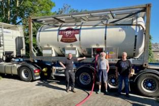 """Nieuwe voorraad Saison d'Erpe-Mere per tankwagen vertrokken naar VS: """"Goed voor 10.000 blikjes"""""""