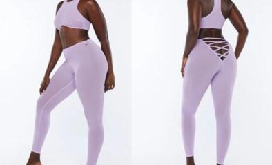 Met de billen bloot: legging van Rihanna laat weinig aan de verbeelding over