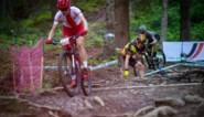 Olympische deelname mountainbikester Githa Michiels op de helling na val in Leogang