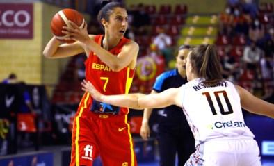 Topspeelster Alba Torrens van Europees kampioen Spanje test positief op corona
