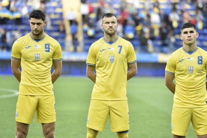 Ophef om Oekraïense voetbalshirts: onschuldige woorden of verwijzing naar duister naziverleden?