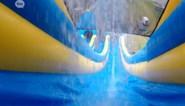 Grootste waterglijbaan van Europa vind je deze zomer in Sint-Niklaas