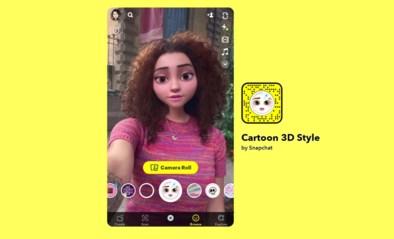 Nieuwe Snapchat-filter verovert het internet