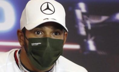 """Lewis Hamilton: """"Ik hoop dat ik op mijn 40ste niet meer aan het racen ben"""""""