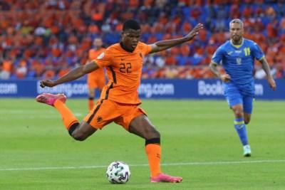 Uitgelachen door zijn trainers en voor Aruba gespeeld: dit is Denzel 'de stier' Dumfries, Oranjes onverwachte held