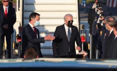 Amerikaanse president Joe Biden is in het land: dit staat vandaag en morgen op het programma