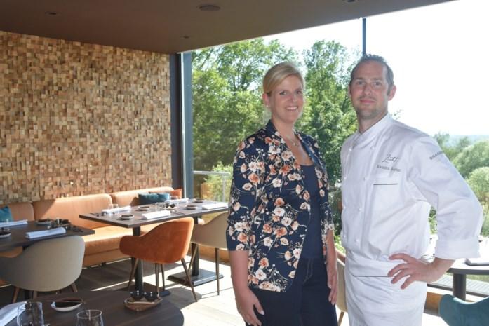 """Kwinten en Hélène openen restaurant Zicht: """"Ondanks alle onzekerheid van het afgelopen jaar gaan wij de uitdaging aan"""""""